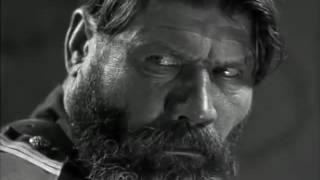"""Митька умер. Из фильма """"Чапаев"""". Полковник Бороздин и Петрович."""