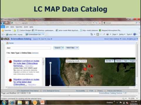The GNLCC Landscape Conservation Management and Analysis Portal.