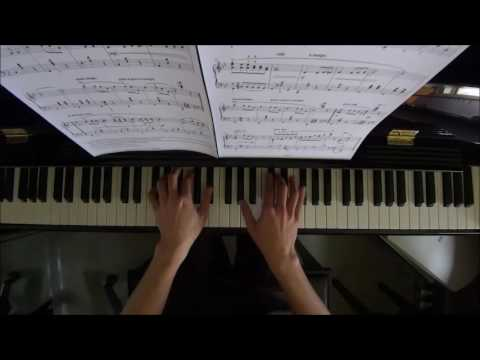 ABRSM Piano 2017-2018 Grade 6 B:2 B2 Merikanto Valse Lente Op.33 by Alan