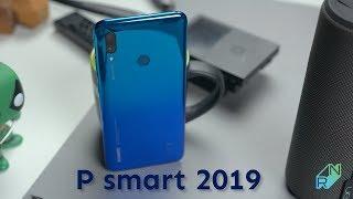 Huawei P smart 2019  Recenzja - lepszy od Honor 10 Lite?| Robert Nawrowski