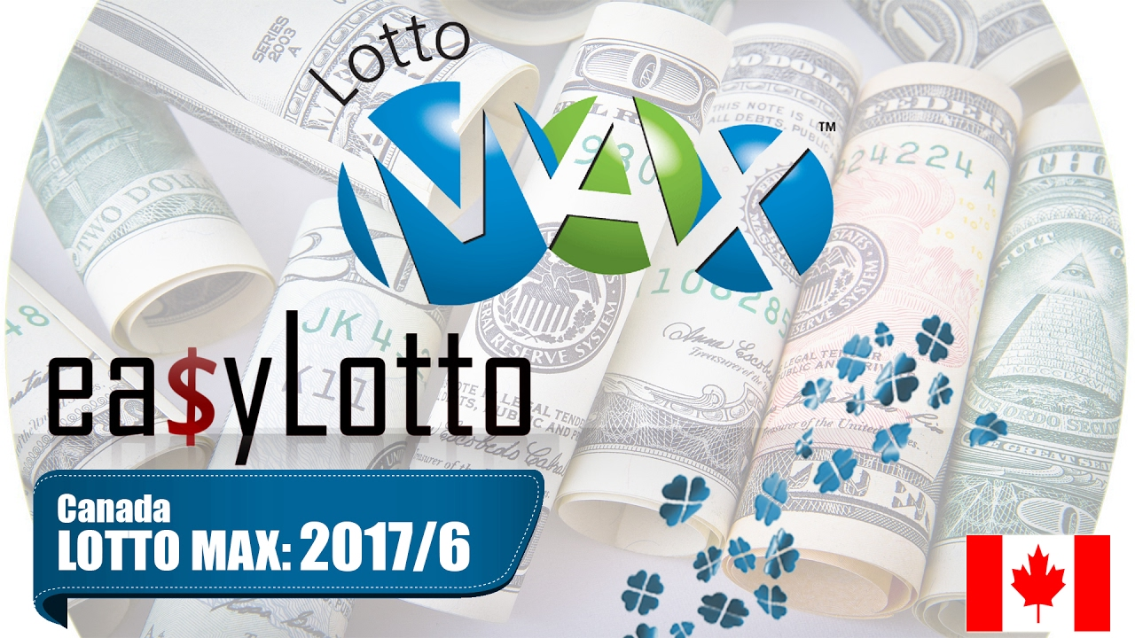 how to read lotto max numbers