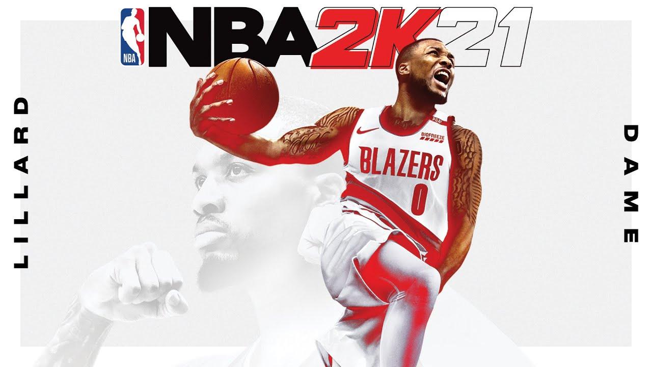 NBA 2K21 Park/MyCareer Gameplay - (COVER ATHLETE/PREORDER) CONFIRMED