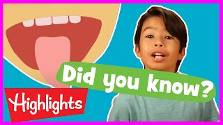 Educational Videos for Kids | 2020 | Fun Learning Videos for Kids | Did You Know? | Highlights Kids