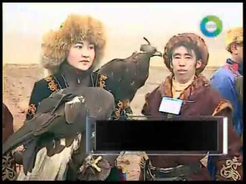 Казахстан: Охота с беркутом