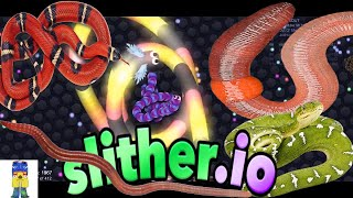 Download SLITHER.io (OPHIDIOPHOBIA SCOLECIPHOBIA NIGHTMARE)