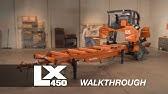 MP360 Four-sided Planer/Moulder Walkthrough   Wood-Mizer