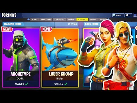 How To UNLOCK the NEW SKINS in Fortnite! (NEW Fortnite Archetype, Scuba & Sun Tan Specialist Skins)