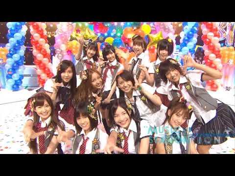 AKB48 Namida Surprise Instrumental