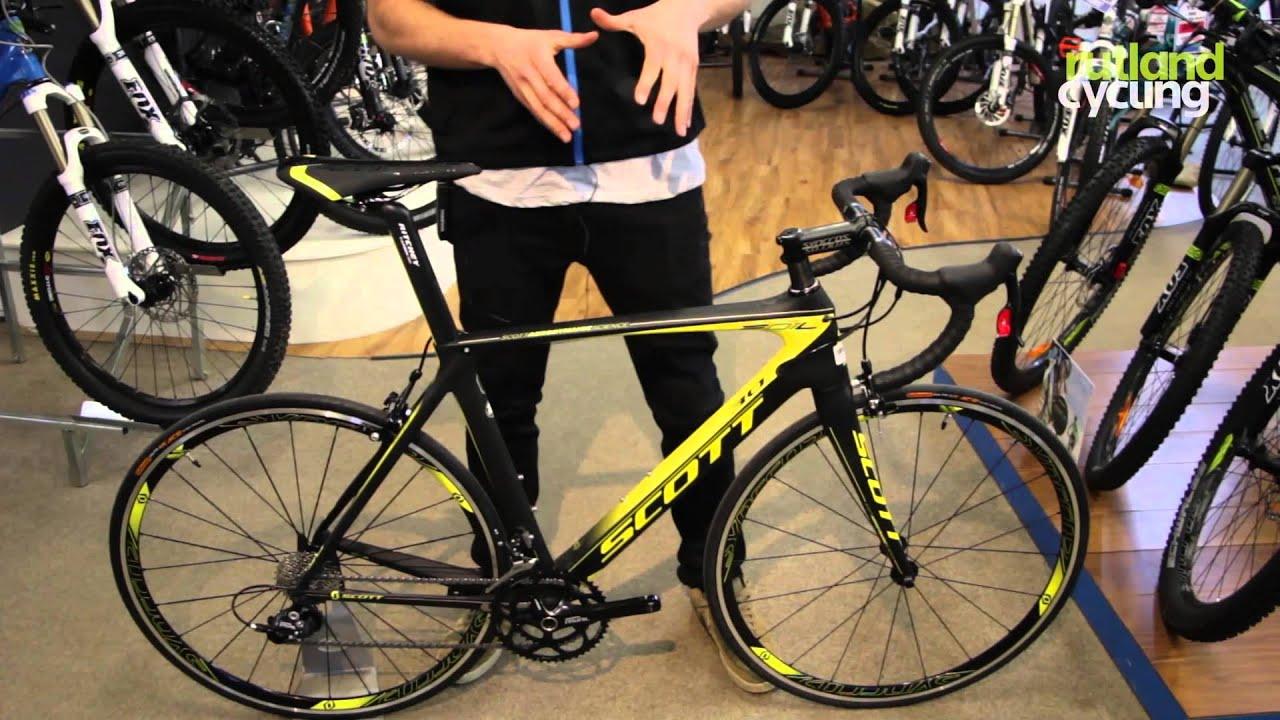 Scott Foil 30 Road Bike Review Rutland Cycling Youtube