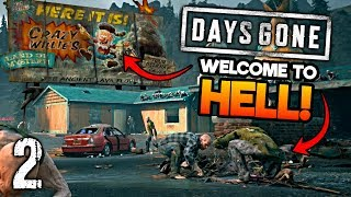 Crazy Times at Crazy Willies!!   Days Gone Funny Moments - Part 2