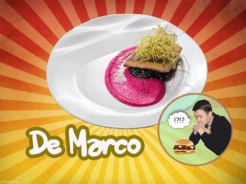 """Итальянский ресторан """"De Marco"""". Обновленное меню!"""