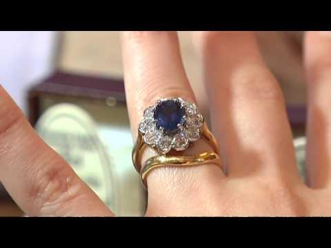 Kate Middleton Wedding Ring.Royal Wedding Get The Look The Ring Youtube