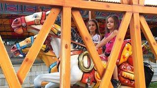 아이들을위한 유원지-Ravza funny moments - Fun Fair For Kids - Putri Ravza