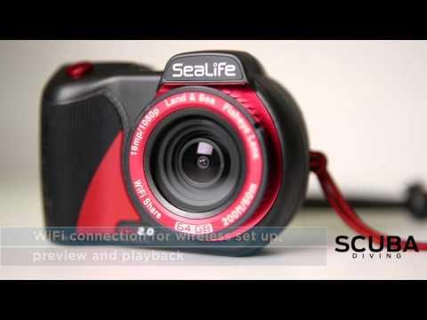SeaLife Micro 2.0 by Scuba Diving Mag | SeaLife Micro 2.0