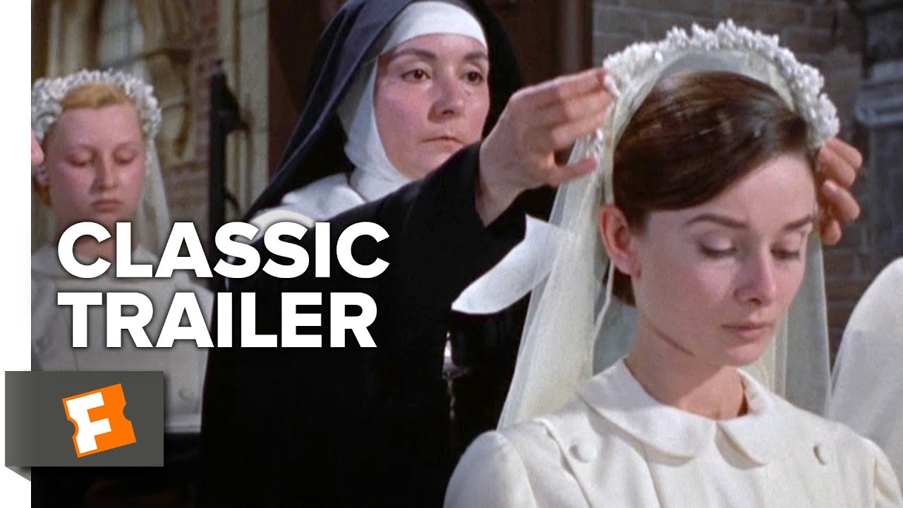 The Nun S Story 1959 Official Trailer Audrey Hepburn