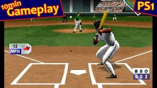 Triple Play 97 ... (PS1) 60fps