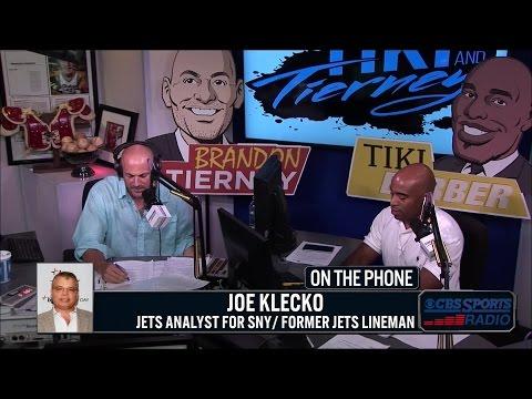Joe Klecko joins Tiki and Tierney