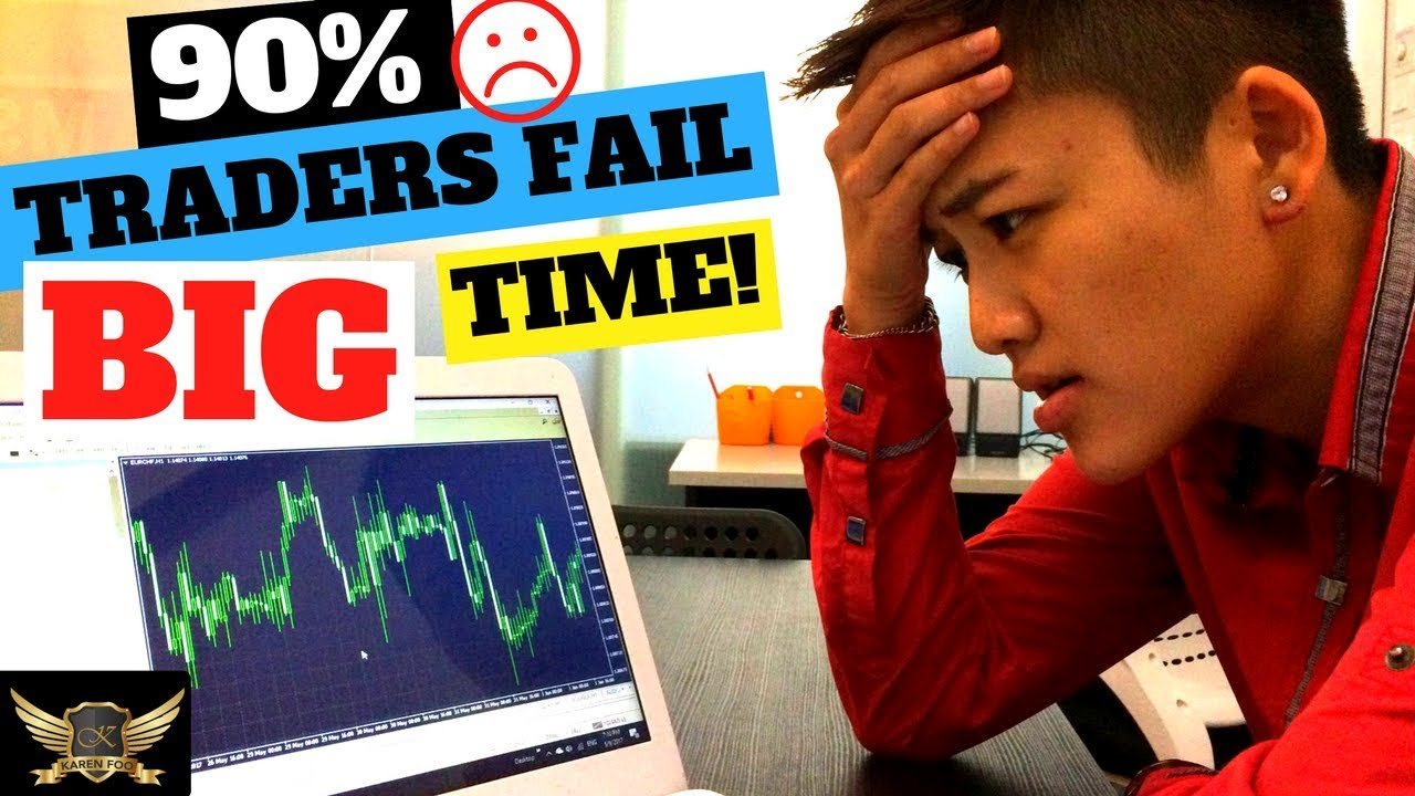 Why traders lose money in forex