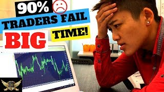 WHY MOST TRADERS LOSE MONEY | 90% of Forex Traders Fail