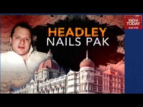 Exclusive: Lashkar-e-Taiba Operative Headley Exposes Pakistan