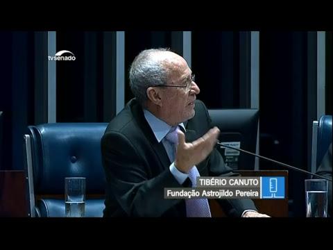 Paz nas eleições - TV Senado ao vivo - Sessão temática - 09/05/2018