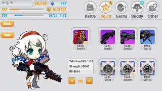 [Guns GirlZ] SSS Raiden Mei with Under-leveled, Farmable Build (CC for Tactics)