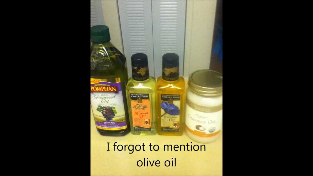 How To Do A Hot Oil Treatment Natural Hair