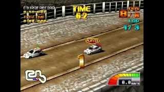 [ePSXe] RCでGO!(RC De GO!) Lancer Evolution IV WRC 1997
