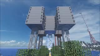2b2t: Aureus City - My Home Revealed