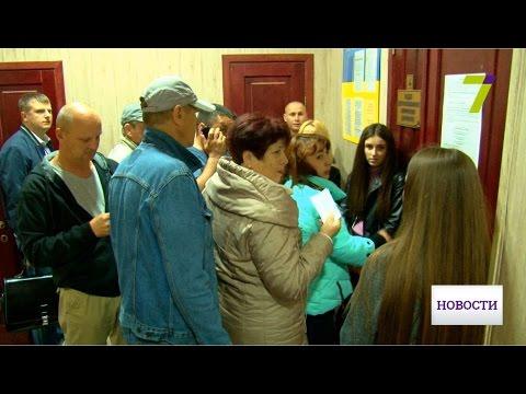 После принятия безвиза с ЕС одесситы с утра стоят в очередях за паспортами