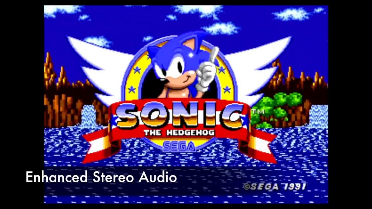 Sega Genesis Flashback Console Trailer Mega Drive Youtube