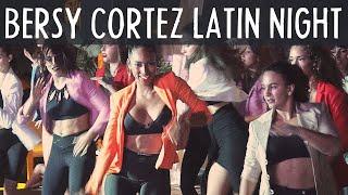 Latin SALSA Night ft. BERSY CORTEZ @ King Scorpio Bar Restaurant Hersonissos / Daily CRETE Greece