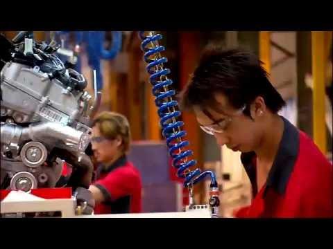 Toyota Australia engine plant