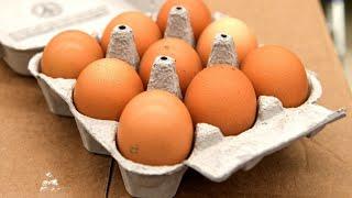 Яйца девятками