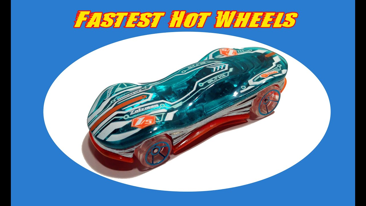 hot wheels fastest car clear speeder 2014 mainline youtube