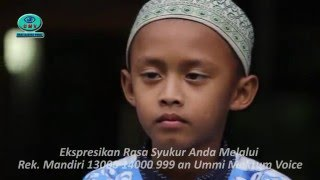 Official Commercial Ummi Maktum Voice Bandung Mp3