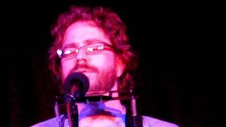 The Saturday Boy (Billy Bragg cover) -- Jonathan Coulton at Dingwalls, London, 20 March 2008