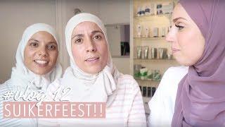 SUIKERFEEST🎊  & Opnames met de Healthy sisters 🎥 Vlog #12. | Delia Skin Master