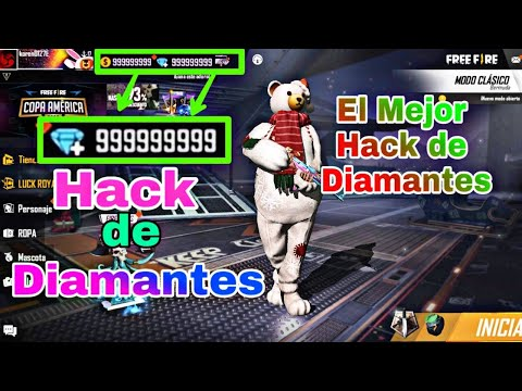 Definitivo Hack De Diamantes 💎 Infinitos Para Free Fire (truco/no Hack) | 999+ Diamantes Fáciles