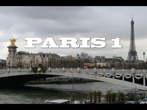 Viaje a París, Bastilla, Pompidou, Campos Elíseos | PARIS #1
