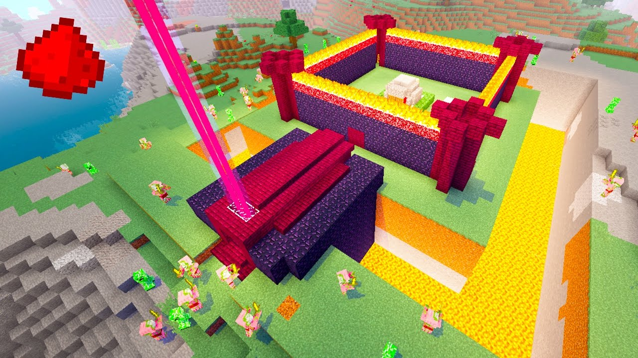 14 Ways To Defend Your Minecraft House