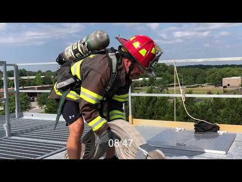Kernersville Fire Rescue Agility Test
