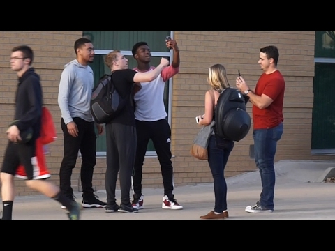 INSTANTLY Making Girls Want Me After Being Rejected CELEBRITY PRANK!