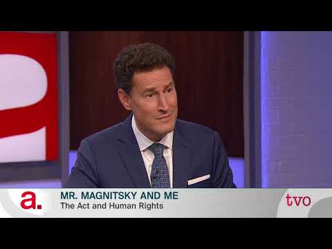 Mr. Magnitsky and Me