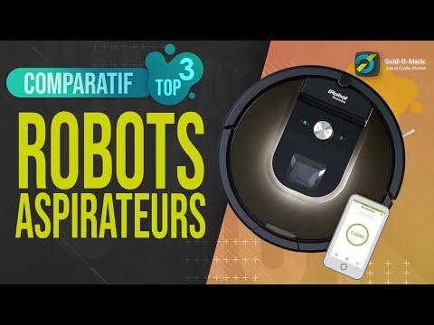 Aspirateur Robot Guide achat et Comparatif 2020