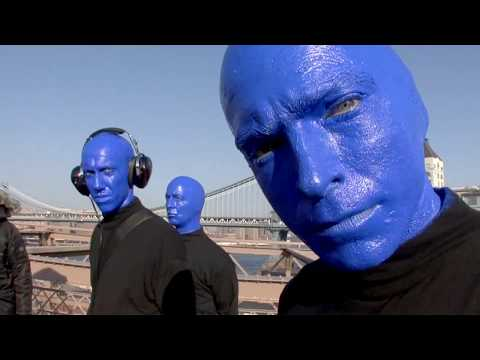 Turning Brooklyn Bridge into a Musical Instrument | Blue Man Group