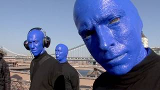 Blue Man Group - Brooklyn Bridge Bateria