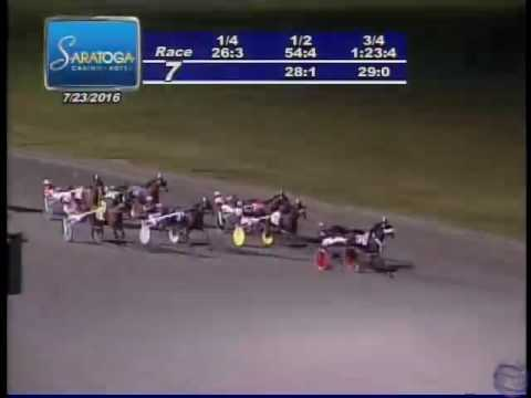 Wiggle It Jiggleit  - 2016 Joe Gerrity Jr. Memorial Pace - Saratoga Casino Hotel