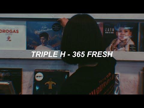 Triple H(트리플 H) - '365 FRESH' Easy Lyrics