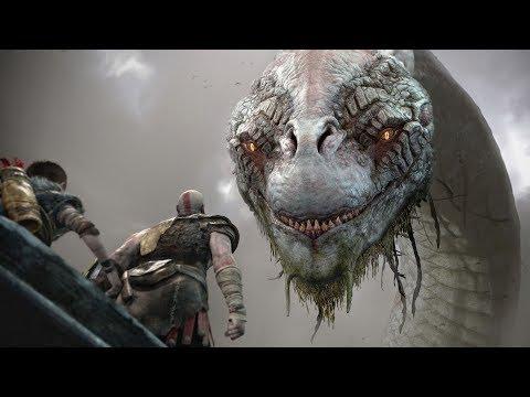 GOD OF WAR 4 DOBLAJE ESPAÑOL TRAILER E3...